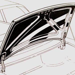 AR75010130 Kofferdeckel GT