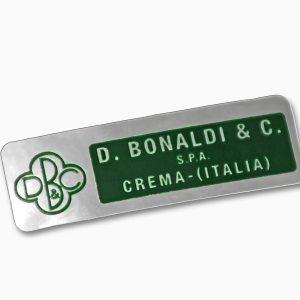AR95008030 Aufkleber Bonaldi BKV