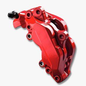 AR95090006 Bremssattellack Rosso