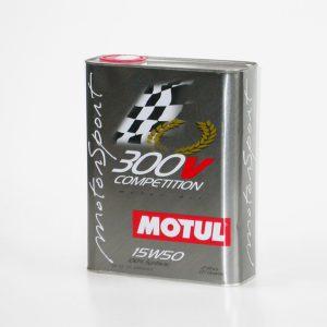OKPMotul101202 Motoroel 300VSWE15W50 Comp 2L